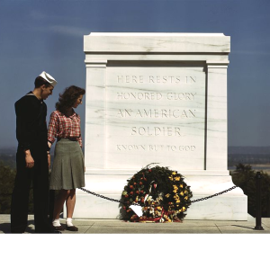 Unknown Soldier Tomb of