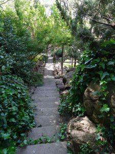 Pathway in Chandor Gardens