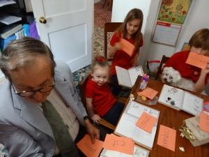 Latin classes begin at age 3