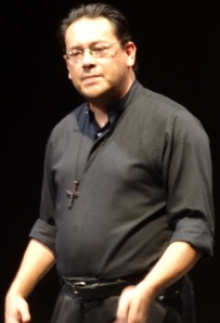 Director of Shakespeare George Rodriguez