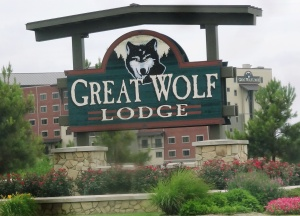 great wolf 202 - sign