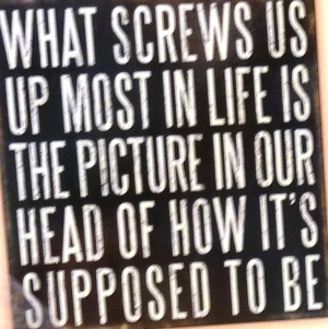 Sign What Screws Us Up