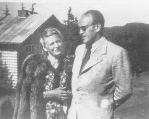 Oskar and Emilie Schlindler