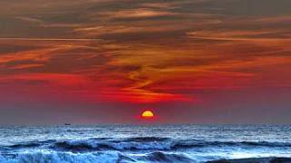 sun red