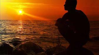 guy-watching-sunset