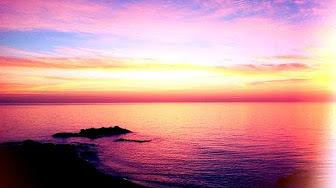 lake-and-sun-set